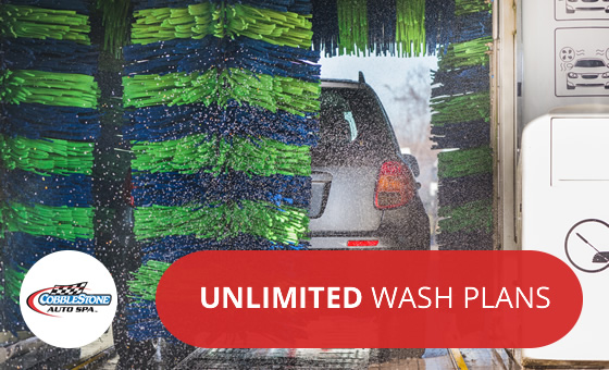 Unlimited Wash Plans