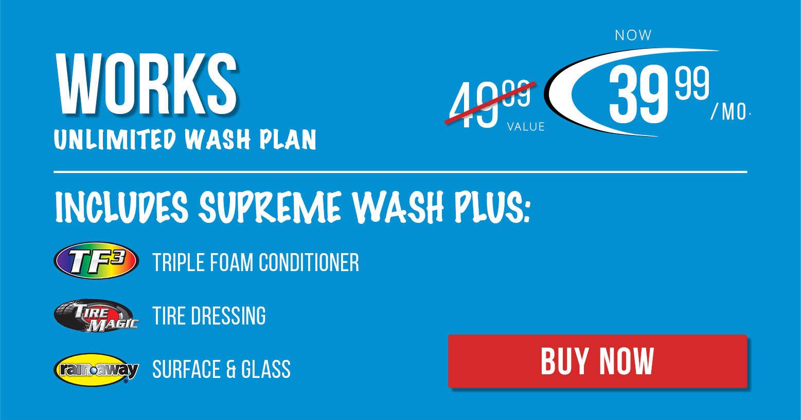 unlimited wash plan