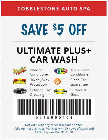 photo regarding Mr Wash Coupons Printable known as Auto spa coupon / Columbus inside of united states of america